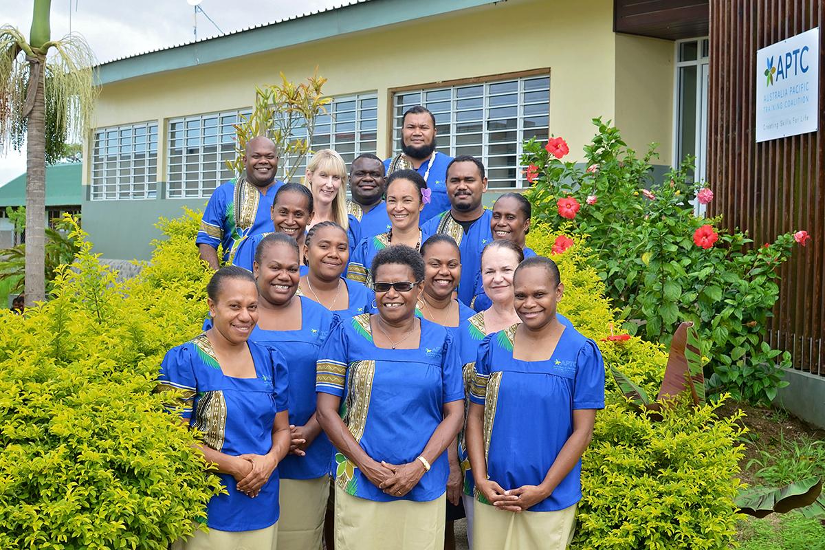 Vanuatu Staff
