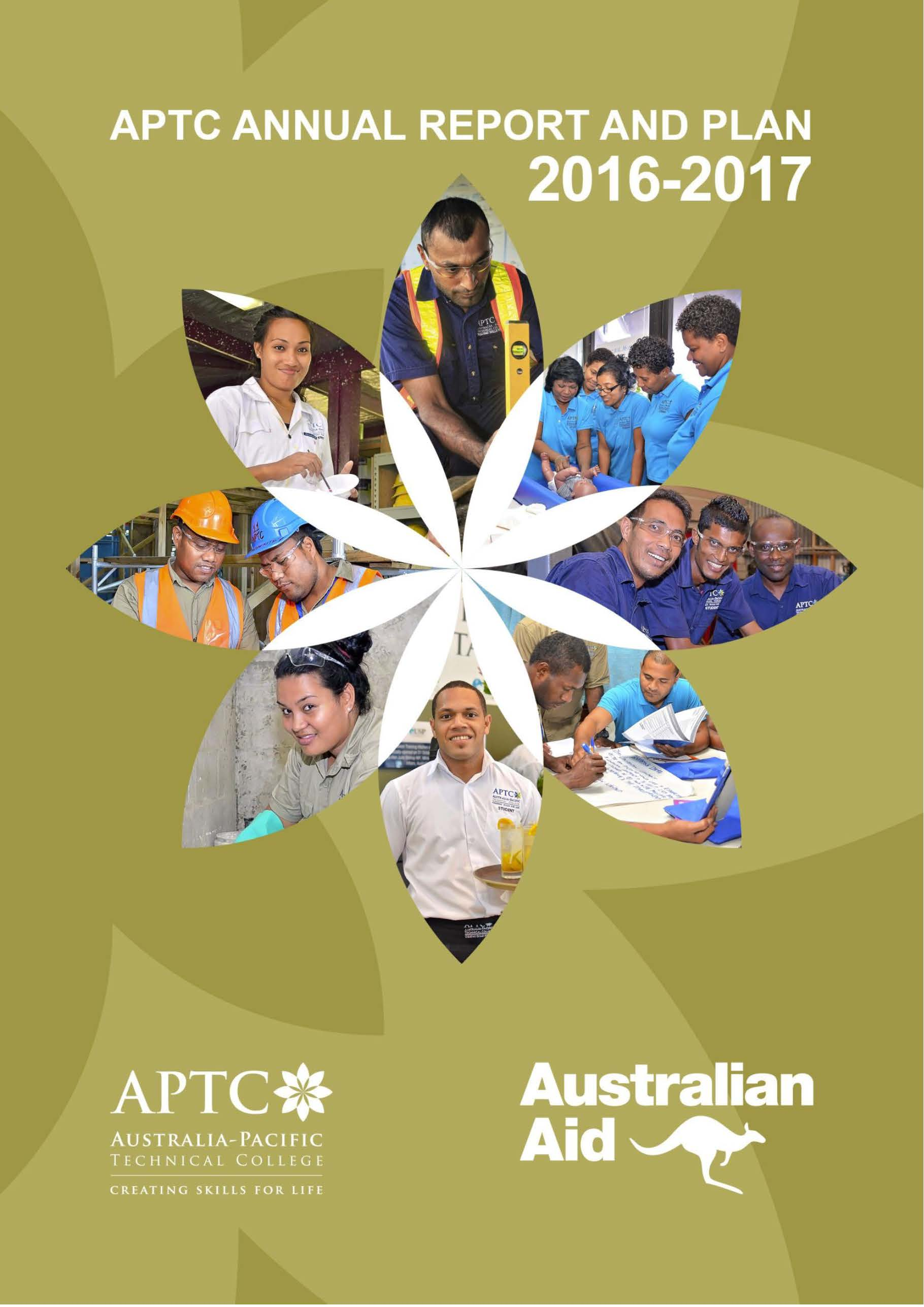 APTC Annual Report 2016-17