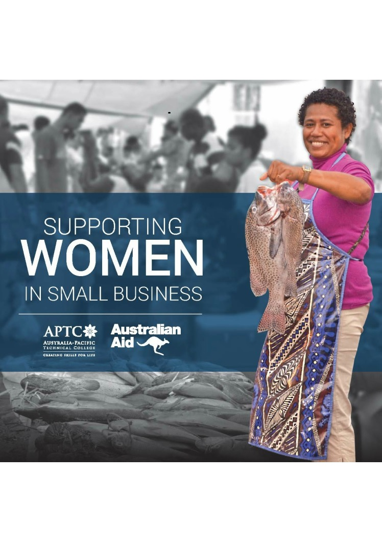 APTC Supporting Women In Business - Impact Stories