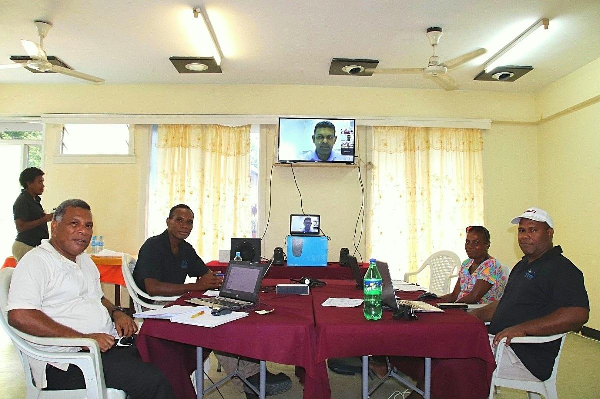 12 Solomon Islanders undergo International Skills Training with APTC