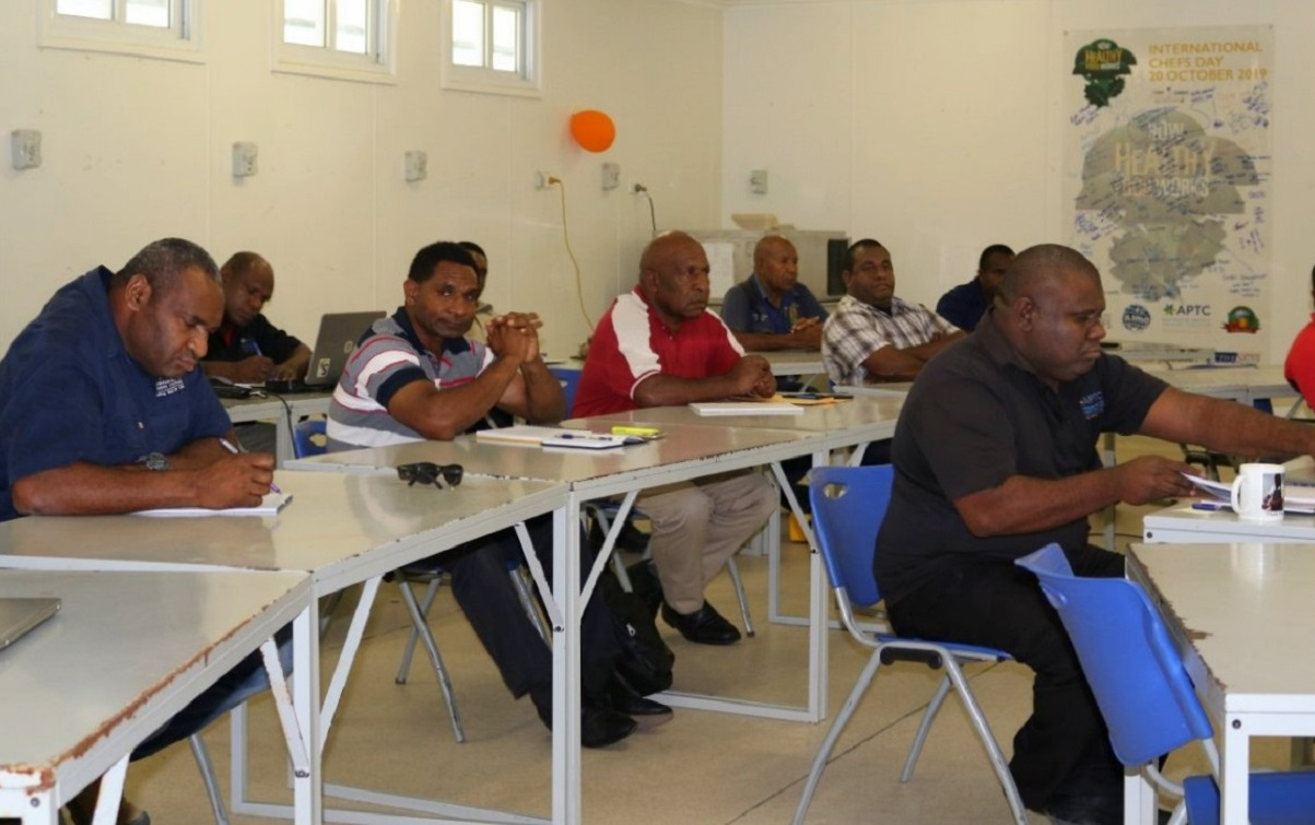 A boost for PNG emergency management with APTC training 1