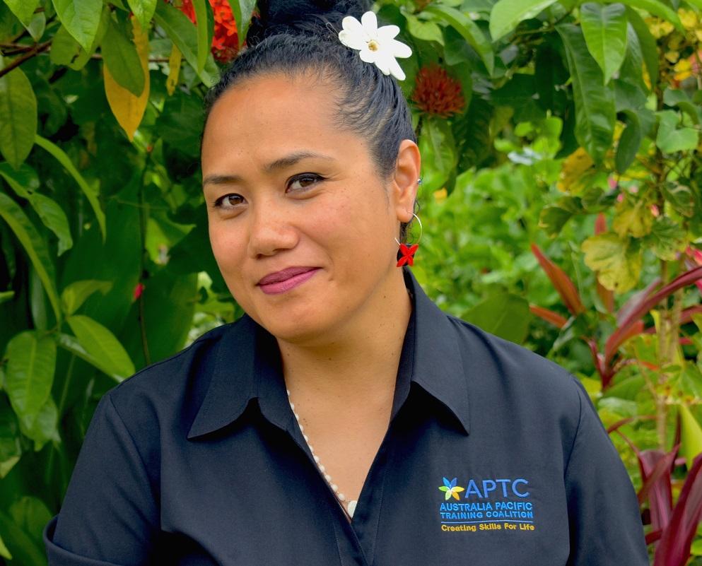 Kasanita Holani- Tonga